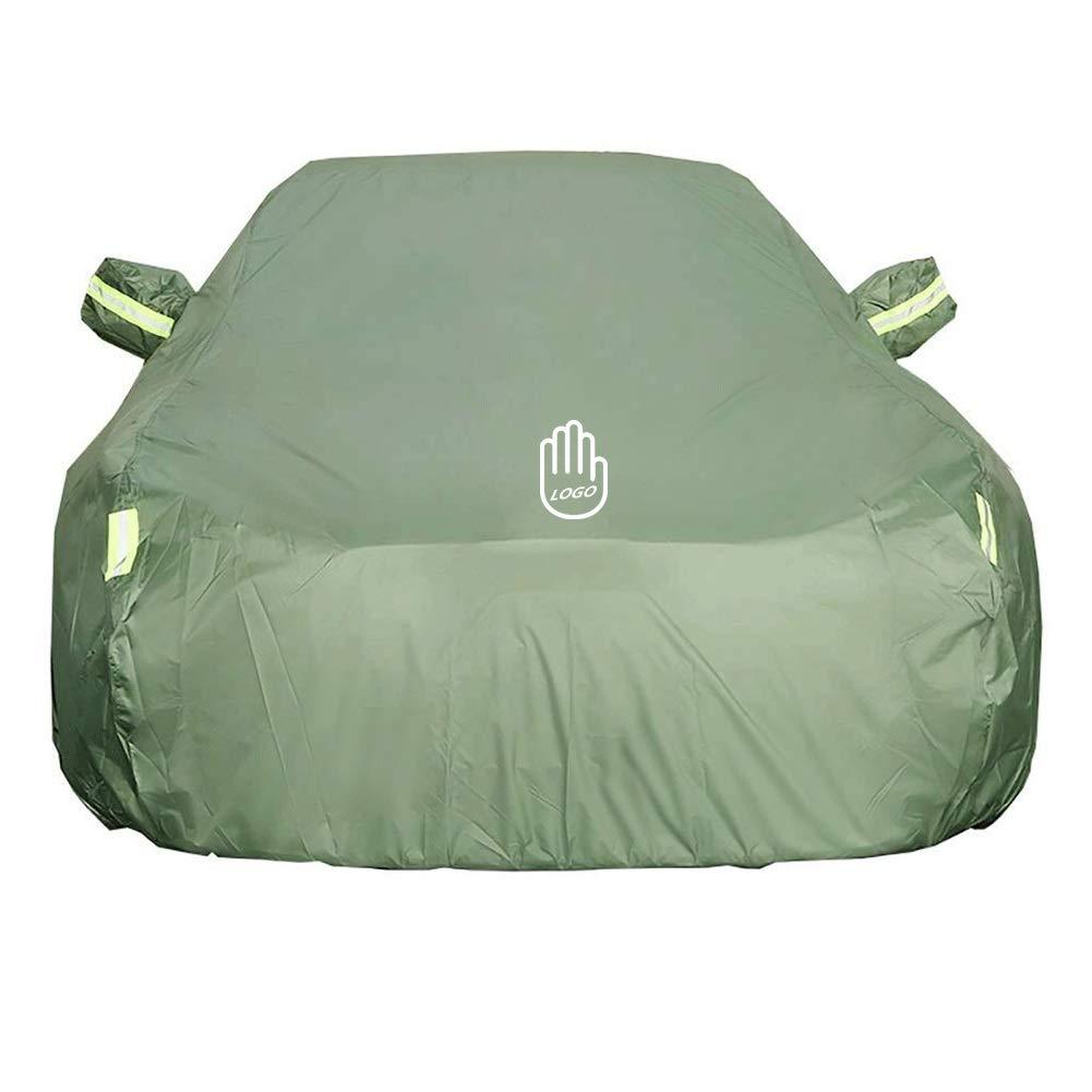 Blue Adatto per Jaguar F Pace Protezione Solare Contro Gelo e Danni da grandine CAR COVER Telo copriauto Impermeabile e Traspirante