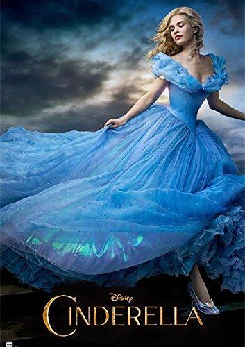 Cinderella - Movie Poster / Print (Regular Style - Cinderella Dancing) (Size: 24