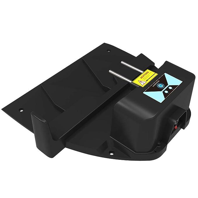 FUXTEC Robot cortacésped FX-RB122, con batería, Ideal para Cortar ...