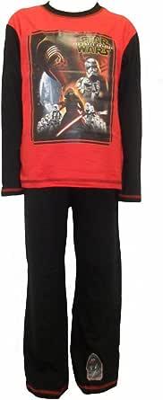 Star Wars Kylo Ren y Storm Trooper niños pijama