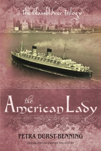 The American Lady (The Glassblower - On Line Glasses Uk