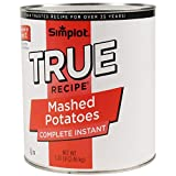 Simplot Instant Mashed Potatoes #10 Can By TableTop King