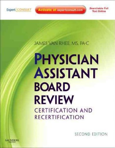 Physician Assistant Board Review