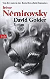 David Golder: Roman