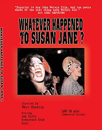 Amazon com: Whatever Happened to Susan Jane? / Newly