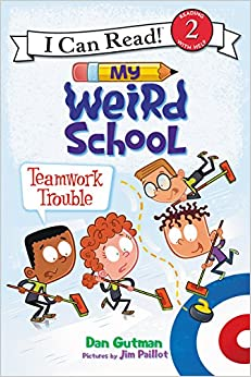 Book My Weird School: Teamwork Trouble (I Can Read Level 2)