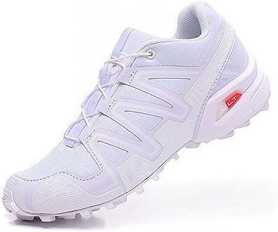 Hombre Casual Zapatos Salomon; Speedcross 3 Zapatilla de Running Trail Negro /Negro/Plata Metallic-x: Amazon.es: Libros
