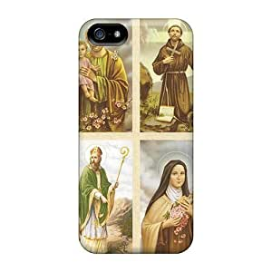 Fashion Protective Historicalchristian Religious Digital Images Case Cover For Iphone 5/5s