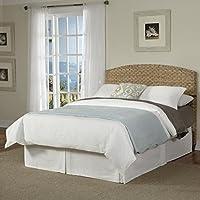 Home Styles Furniture 5403-601 Cabana Banana II Headboard, King/California King, Honey Finish