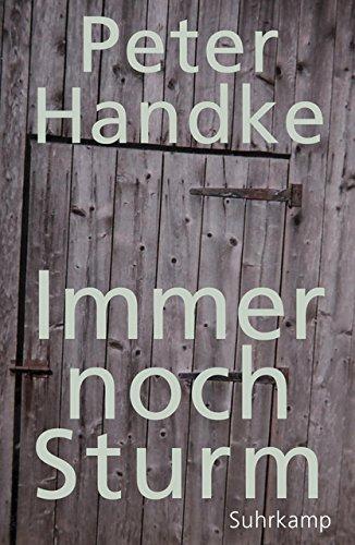 Handke, P: Immer noch Sturm: Amazon.es: Handke, Peter: Libros en idiomas extranjeros