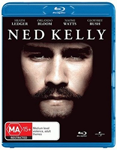 Ned Kelly Blu-ray