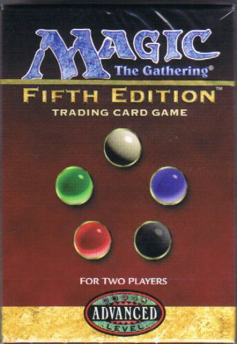MTG Magic the Gathering Fifth Editon Two-Player Starter Deck