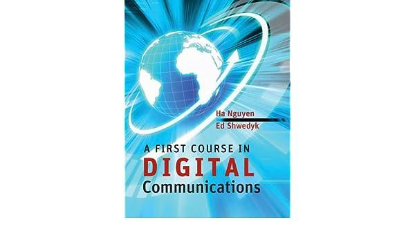 amazon com a first course in digital communications 9780521876131 rh amazon com Communication Board Communication Board