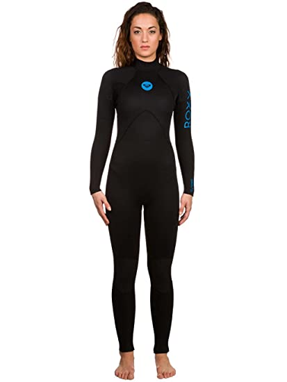 aca4759d75 Roxy 5 4 3mm Syncro Base - Back Zip Wetsuit for Women ARJW103046 ...