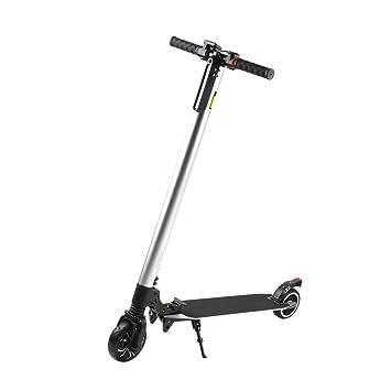 Scooter Eléctrico de hasta 18 km / h motor de 200W Capacidad ...
