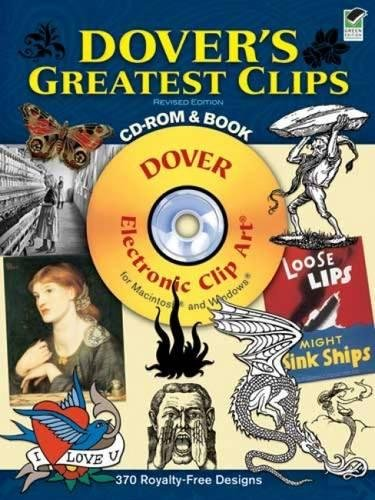 Download Dover's Greatest Clips CD-ROM and Book: Volume II (Dover Electronic Clip Art) PDF