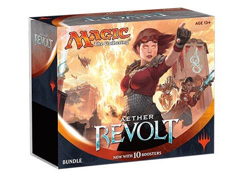 Magic: The Gathering MTG-AER-BU-EN Aether Revolt Bundle