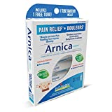 Arnica Composé Tube, 4grams, Homeopathic Medicine for Muscle and Joint Pain Relief, Swelling from injuries, Bruise & Brusing, from Natural Sourced Plants Including Arnica Montana