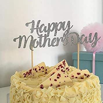 Happy Mothers Day Cake Topper Mothers Day Cake Topper Mothers Day Idea I
