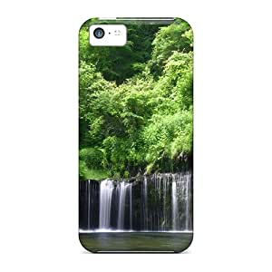 Excellent Design Lush Waterfall Case Cover For iPhone 5 5s