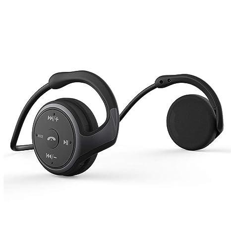 OTO Deportes Auriculares Bluetooth Soporte 32G Tarjeta TF Radio FM ...