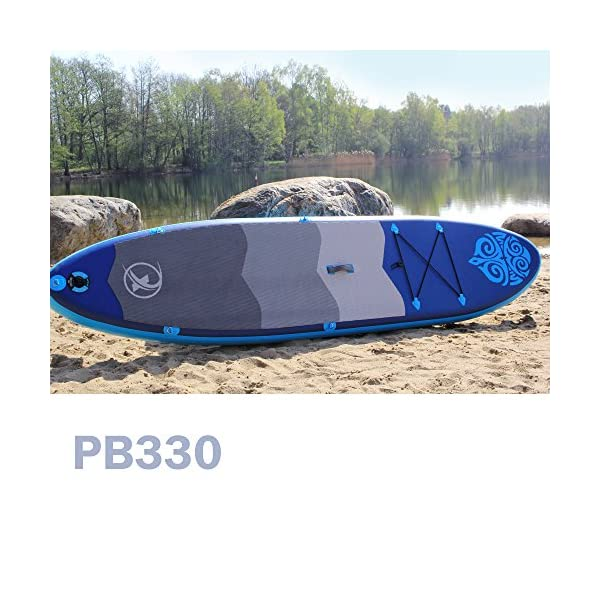 Nemaxx Stand Up Paddle Board, SUP Unisex-Adulto 2 spesavip