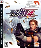 Time Crisis 4 (Includes Guncon 3) - Playstation 3