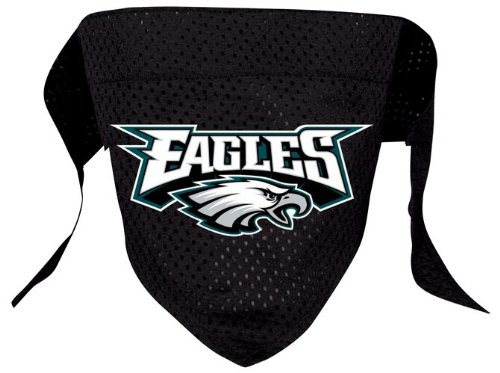 Philadelphia Eagles Pet Dog Football Jersey Bandana S/M Eagle Bandana