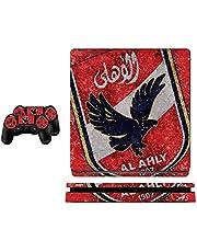 PS4 Slim Al Ahly SC Skin For PlayStation 4 , 2725603036406