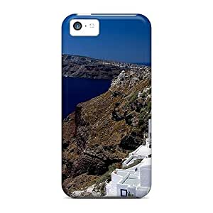 XiFu*MeiNew Greece Isle Cases Covers, Anti-scratch Mycase88 Phone Cases For iphone 6 plua 5.5 inchXiFu*Mei