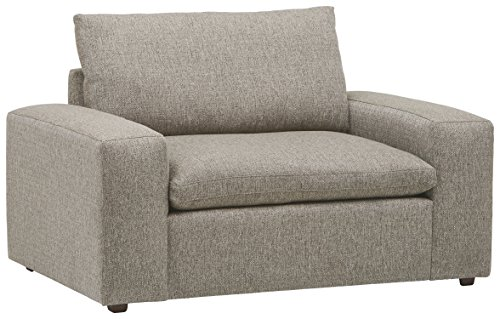 Stone & Beam Hoffman Down-Filled Performance Fabric Chair, 59