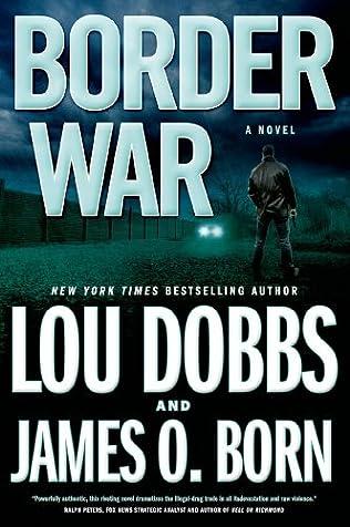 book cover of Border War