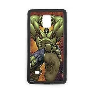 ZK-SXH - hulk Customized Hard Back Case for Samsung Galaxy Note 4,hulk Custom Cover Case