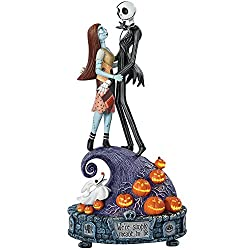 GALLERY MARKETING GROUP ULC Disney's Nightmare Before Christmas Meant to Be Resin LED & Musical Figurine