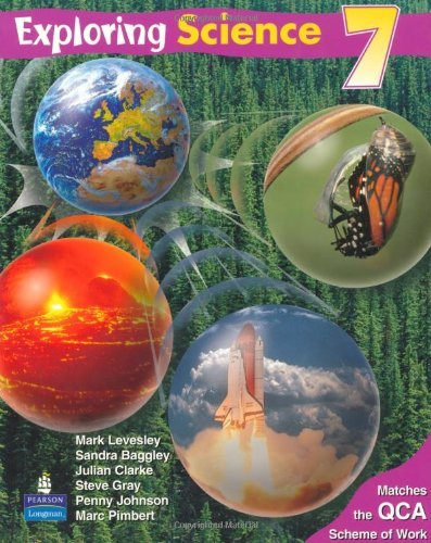 Exploring Science: Year 7: Pupils Book: QCA Edition by M. Levesley (2002-04-18)