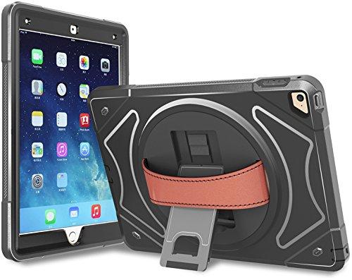 Moona iPad mini 1 2 3 Case Hybrid Full Body 3 Layer Armor Pr