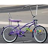 "Amazon.com : J Bikes by Micargi Hero 20"" Girls Kids Low"