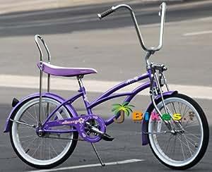Amazoncom  J Bikes By Micargi Hero 20quot Girls Kids Low Rider Beach Crui