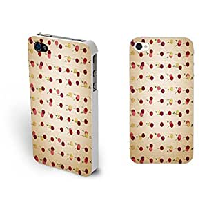 Girly Design Fruit Cherry Hard Case Back Cover Protetive Shell For Samsung Galaxy S3 I9300 Case Cover