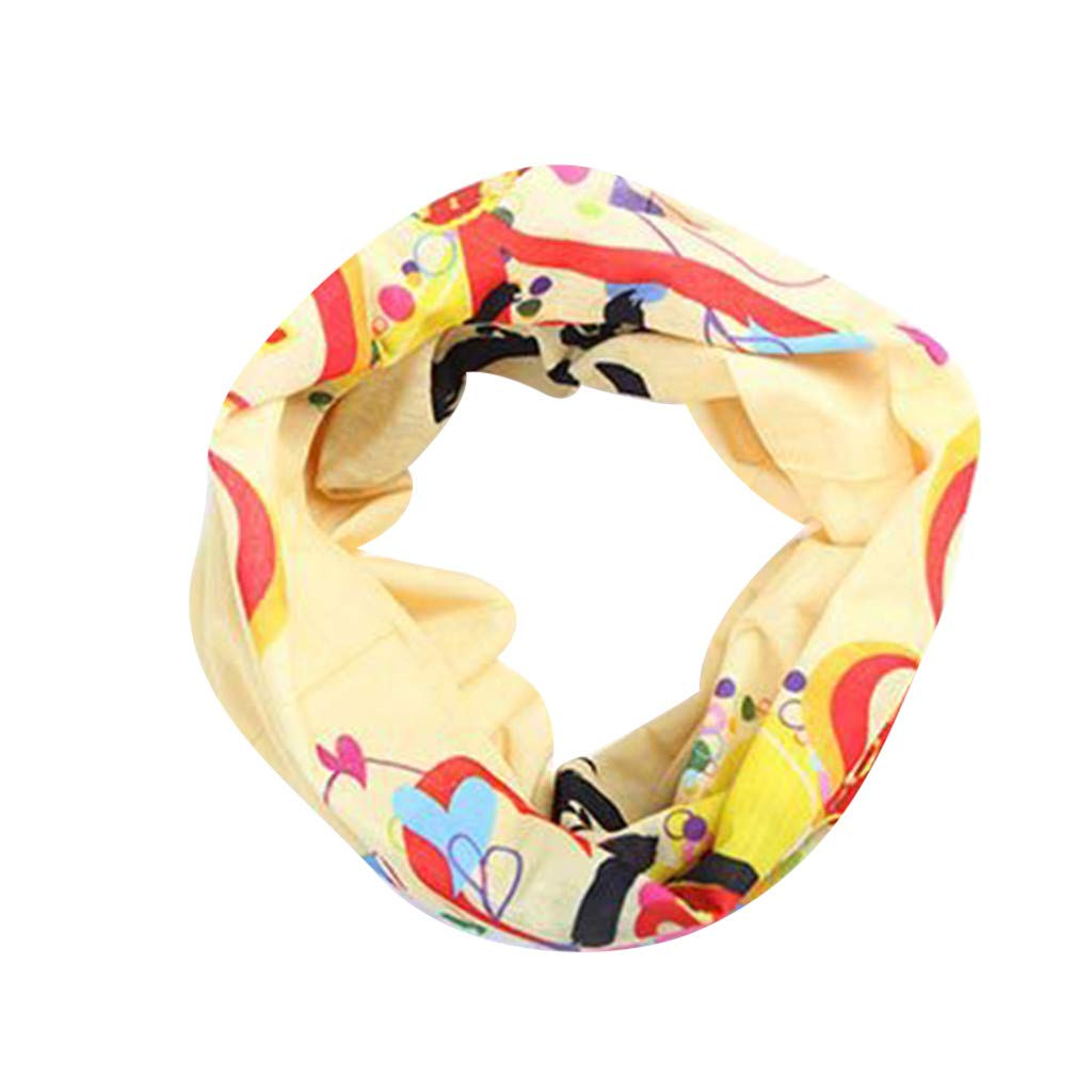 HighlifeS Cycling Motorcycle Head Scarf Magic Headband Multi Bike Turban Scarf Cycling Bicycle Outdoor Sports (E)
