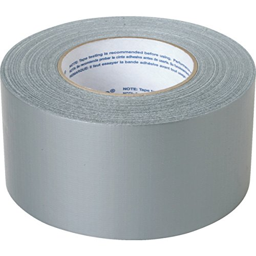 """2 PACK 3"""" X 60 Yd Silver Duct Tape"""