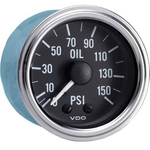VDO 150 306 Oil Pressure Gauge