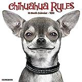 2016 Chihuahua Rules Wall Calendar