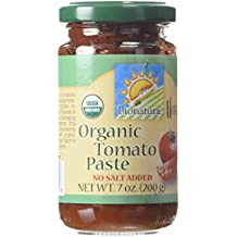 Bionaturae Organic Tomato Paste -- 7 oz Each / Pack of 3