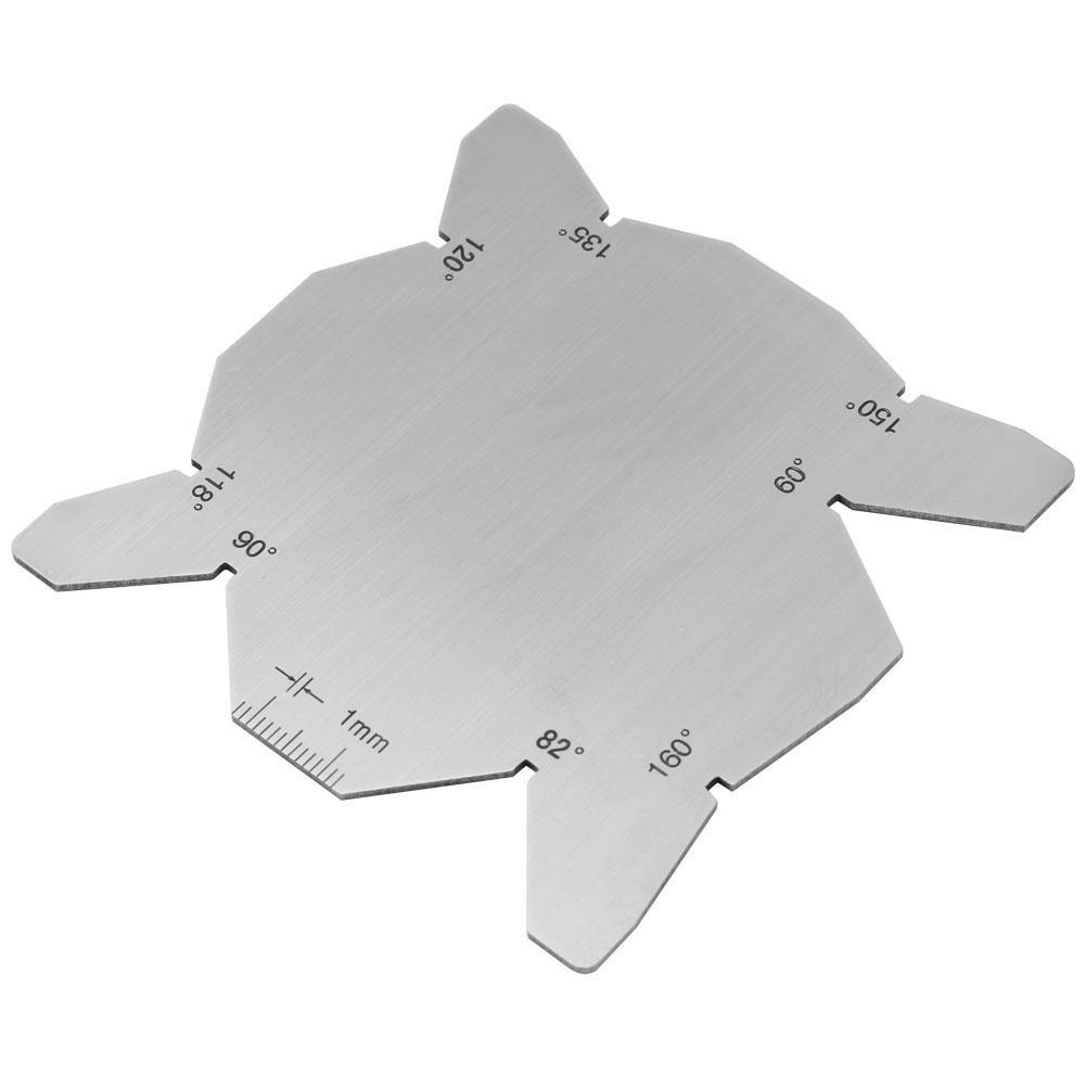 3Pcs Jeu de jauge dangle Outils de taille-crayon Dirll Sharpener Outils de mesure dangle S//S Angle Jauge dAngle des Forets 60 /°, 70 /°, 90 /°, 110 /°, 118 /°, 125 /°, 135 /°, 150 /°, 160 /°