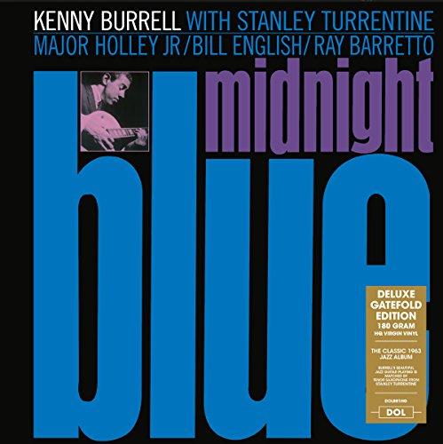 Album Art for Midnight Blue by Kenny Burrell