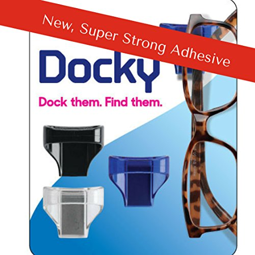 Docky- Eyewear, Eyeglasses Storage Retainer. Find & Protect your Glasses Everytime. 3 - Find The Right Sunglasses