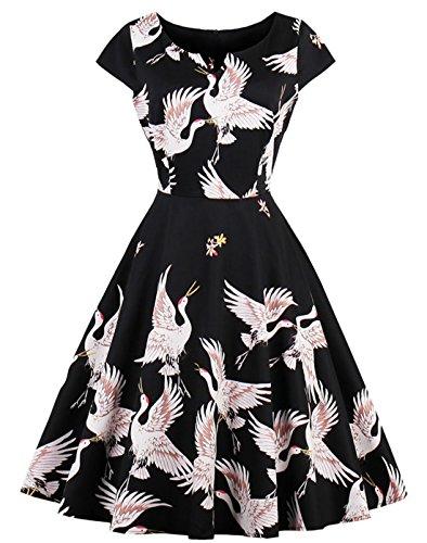 40s swing dress pattern - 7