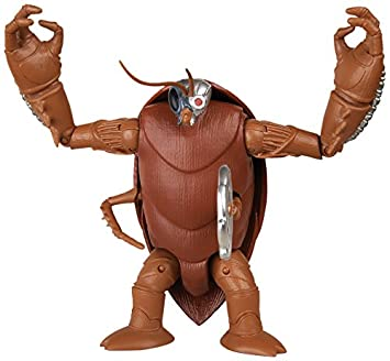 Tortugas Ninja - Figura articulada Cockroach (Giochi Preziosi 95500)