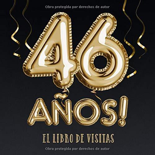 46 años - El libro de visitas: Decoración para el 46 ...